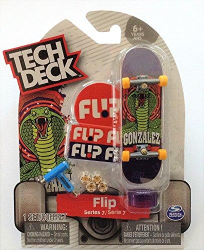 Tech Deck Flip Series 7 Gonzalez Ultra Rare