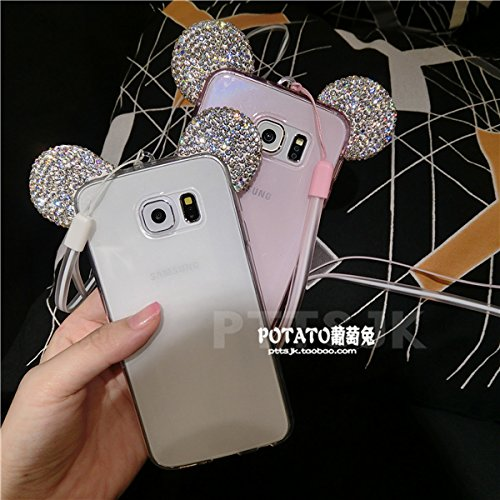coque samsung galaxie s6 edge mickey