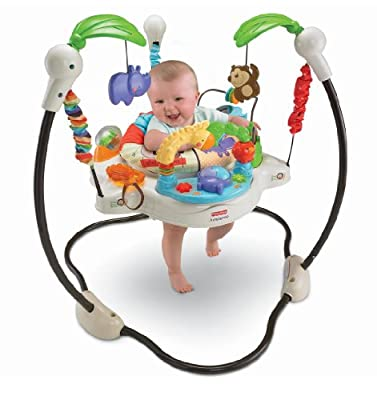 Fisher-Price Luv U Zoo Jumperoo by Fisher-Price