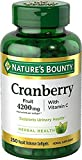 Cheap Nature's Bounty Cranberry Fruit 4200 mg, 250 Softgels