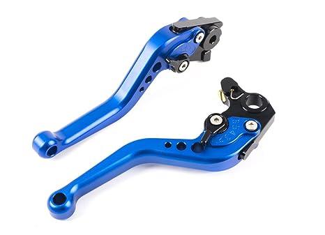 MOTO Frenos y embrague CNC Corto palanca Ajustable aluminio para sport bike KTM 690 Enduro R