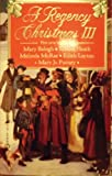 img - for A Regency Christmas 3 (Super Regency, Signet) book / textbook / text book