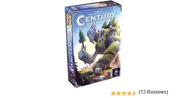 Plan B – Juego de société- Century Edition gólem, 1: Amazon.es: Juguetes y juegos