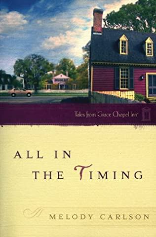 book cover of All in the Timing