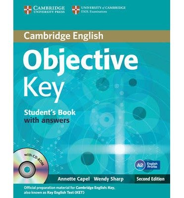 Download Objective Key Student's Book with Answers with CD-ROM (Objective) (Mixed media product) - Common pdf