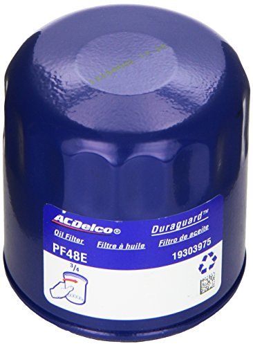 ACDelco PF48E Professional Engine Oil Filter (Car Filter Ac)