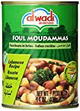 Al Wadi Foul Moudammas - Fava Beans - Lebanese Recipe, 14-Ounce (Pack of 12)