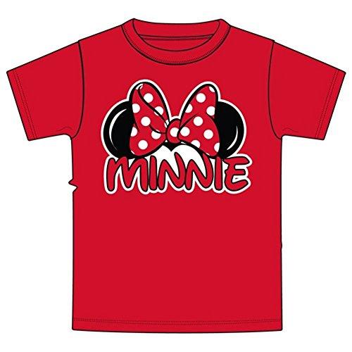 Disney Minnie Mouse Little & Big Girls Family T Shirt (10/12)