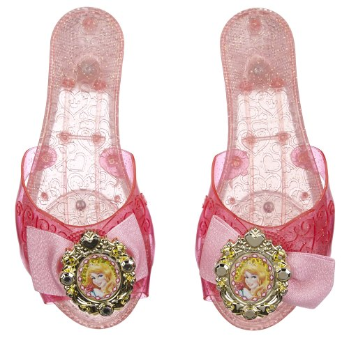 Disney Princess Disney Princess Enchanted Evening Shoe: Sleeping Beauty (Disney Princess Dress Up Shoes)