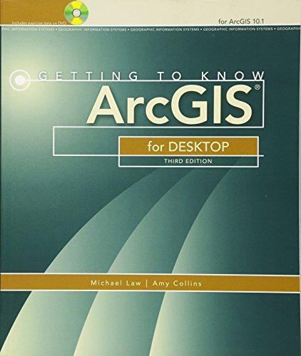 Getting to Know ArcGIS for Desktop by Brand: ESRI Press
