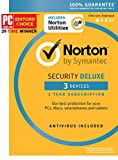 Image of Norton Security Deluxe + Norton Utilities Bundle - 3 Devices [Key Card]