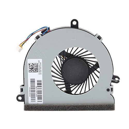 Replacement Cpu Cooling Fan for HP 250 G4 255 G4 Notebook 15-AC 15-AF Series, 4-Pin 4-Wire SPS 813946-001 by Expert-Parts
