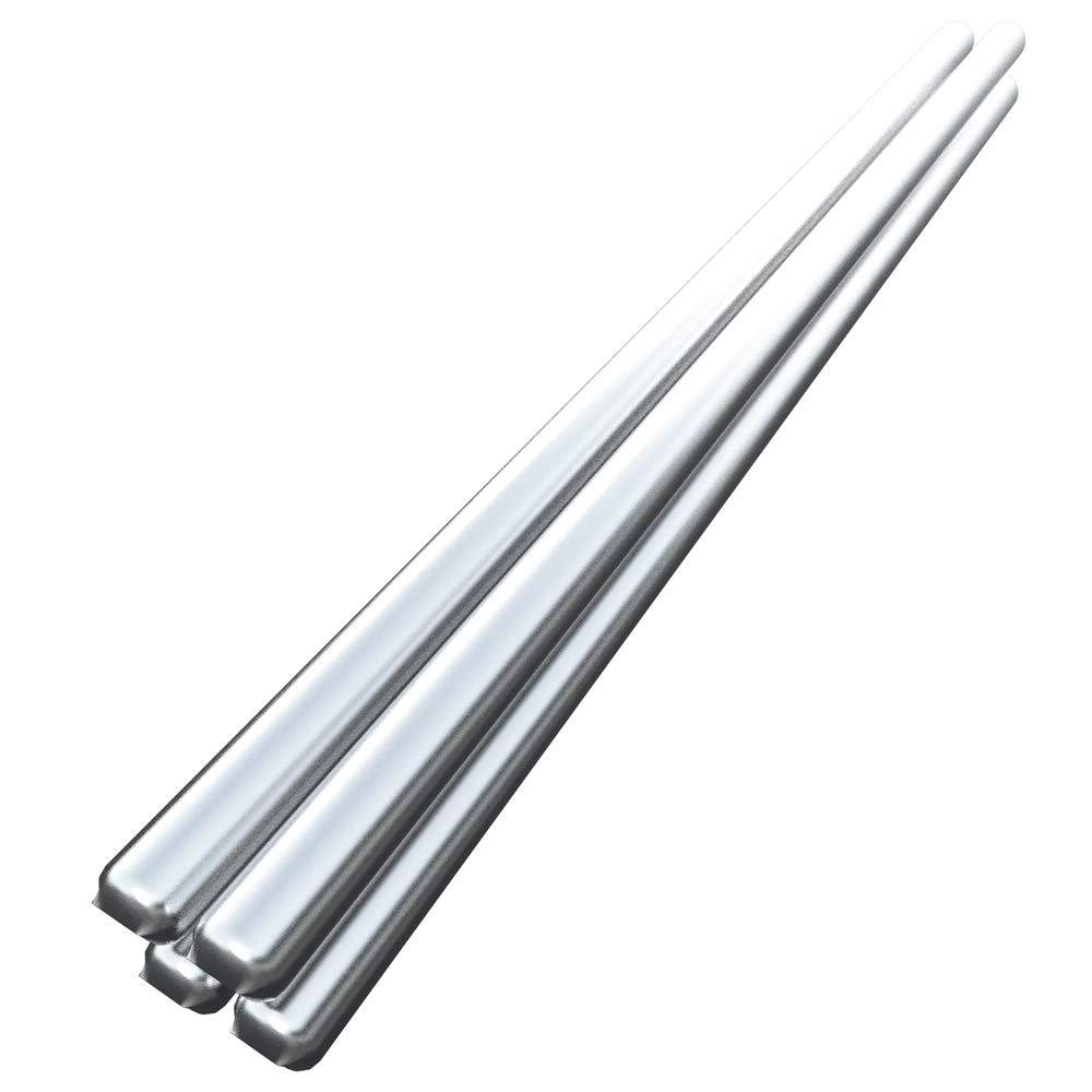 230mm Al-Mg Baguette de Soudure Sans Besoin de Poudre Festnight 10PCS Flux de fil de soudure en aluminium /à basse temp/érature for/é 2.4mm