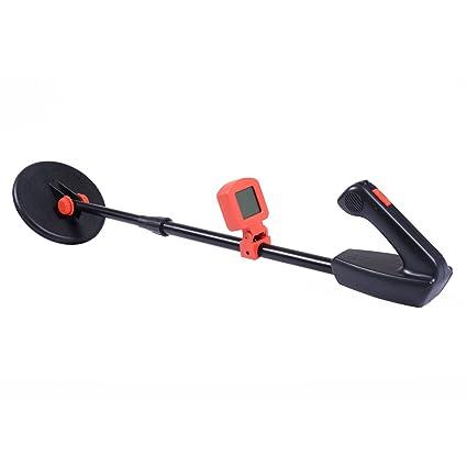 costway Detector de metales metal Such dispositivo metal ortungs dispositivo Bobina de búsqueda Target Profundidad Sonda