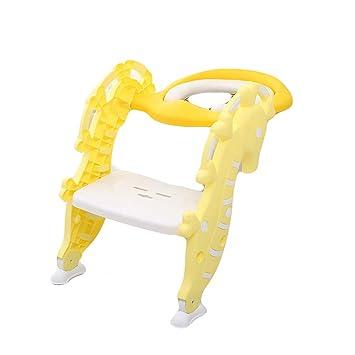 Amazon.com: WC - Escalera infantil para inodoro, para bebés ...