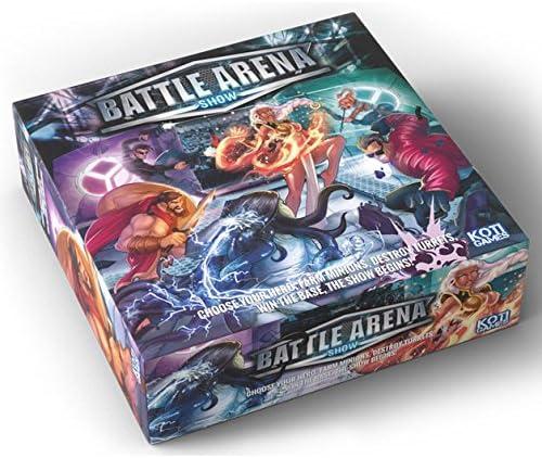 KOTI GAMES Battle Arena Show (Castellano): Amazon.es: Juguetes y juegos