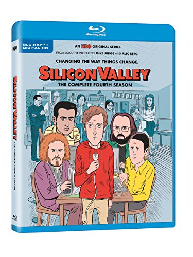SILICON VALLEY S4 BD [Blu-ray]