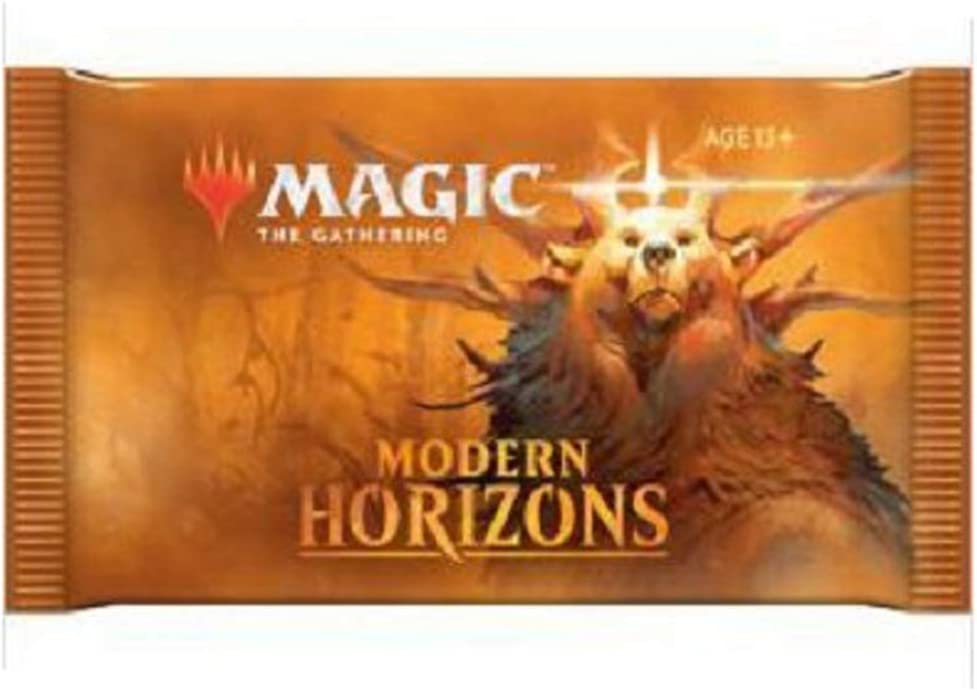Wizards of the Coast Magic - Modern Horizons (Sobres): Amazon.es ...