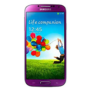 Samsung Galaxy S4 Mini GT-i9192 Purple Factory Unlocked Dual Sim Android Phone