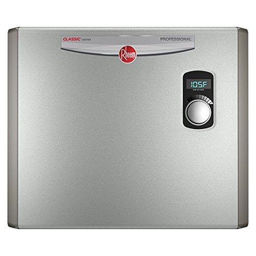 Rheem RTEX-36 240V 4 Heating Chambers Residential Tankless Water Heater