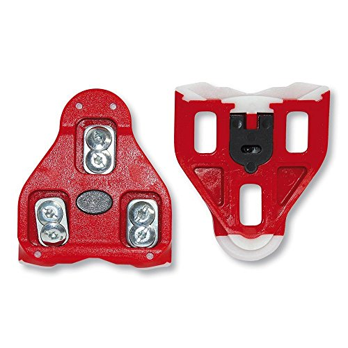 Look Delta Bi Material Cleat, Red (Look Cleats Cycling)