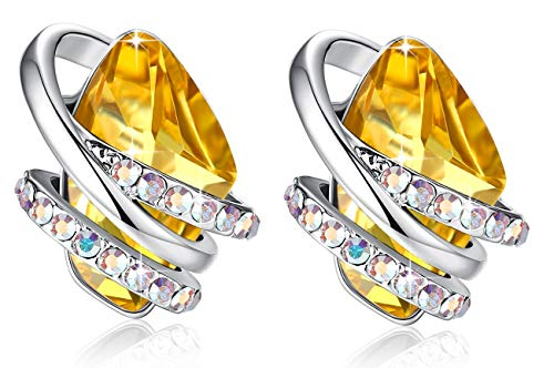 Shape Citrine Wedding Set - 5