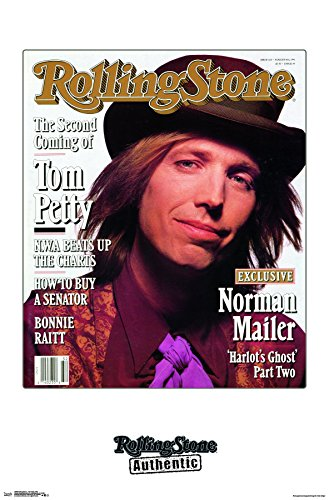 Trends International Poster Rolling Stone Tom Petty 1991