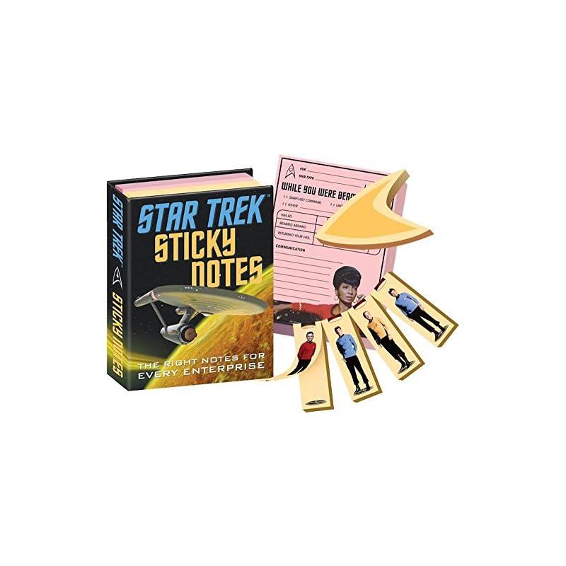 Star Trek Original Series Sticky Notes B