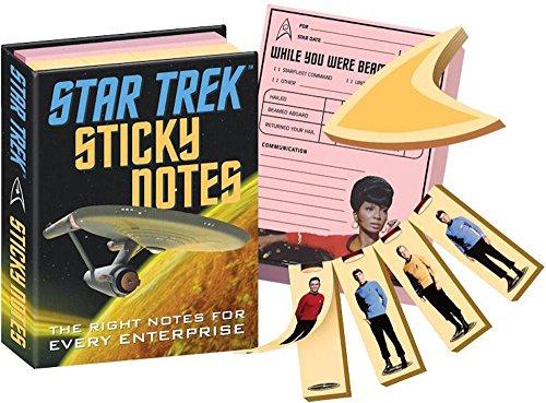 Star Trek Original Series Sticky Notes Booklet
