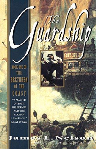 Read Online The Guardship (The Brethren of the Coast #1) (Book 1) PDF