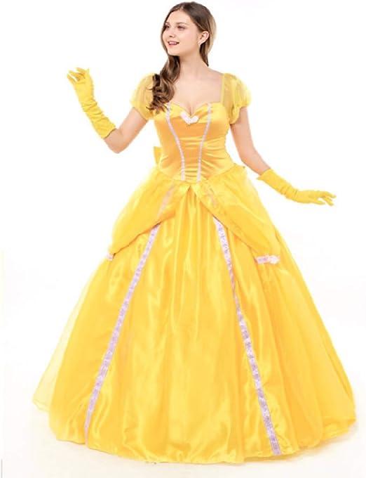 Disfraz de Halloween versión de acción en vivo de la bella y la ...