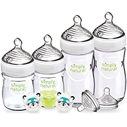 NUK Simply Natural Newborn Gift Set