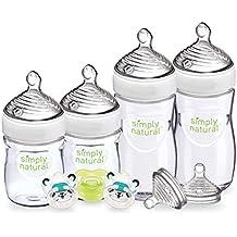 NUK Simply Natural Newborn Gift Set