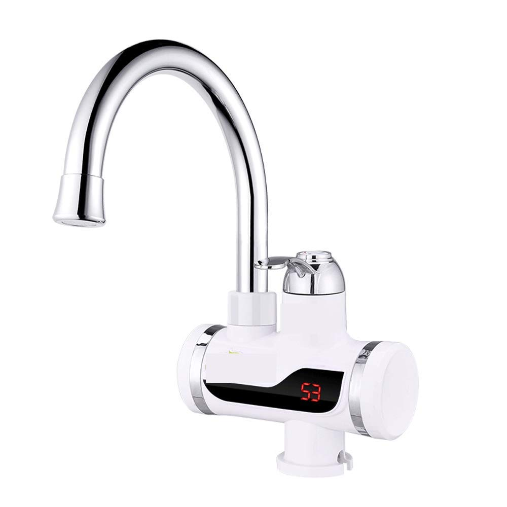 Fourteen Fire wolf - faucet: Sanitary Ware Rapid Heating Faucet, Three Heating, Kitchen Water Heater, Eight