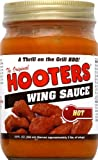 hooters hot sauce - Hooters Sauce Wing Hot