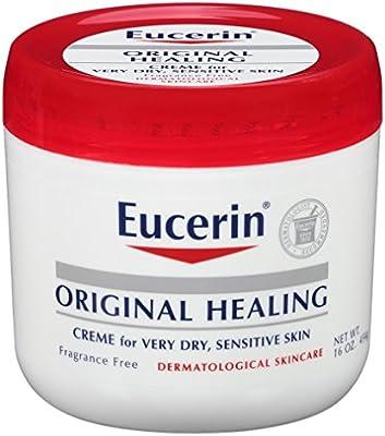 Eucerin Original Healing Creme 16 oz (Pack of 2)