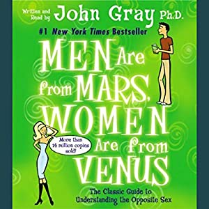 Men Are from Mars, Women Are from Venus Audiobook