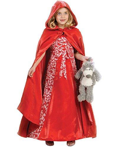 [Red Riding Hood Costume] (Little Red Riding Hood Costumes Child)