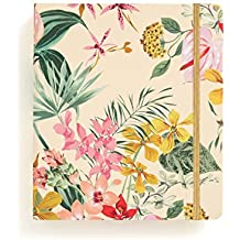 ban.do Women's Undated Travel Daily Planner (Paradiso)