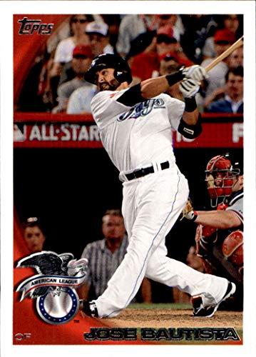 - Jose Bautista Joey Bats TORONTO BLUE JAYS 2010 Topps Update #US118