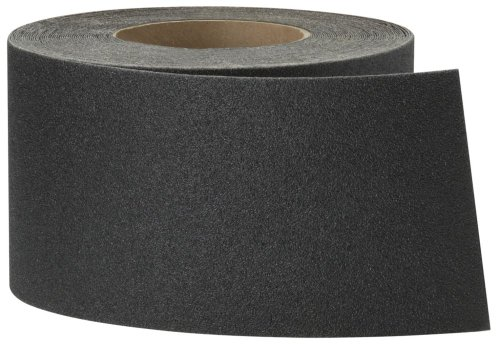 3M 7733NA Safety-Walk Heavy Duty Tread - Black 4-Inch-by-60-Foot Bulk Roll by 3M