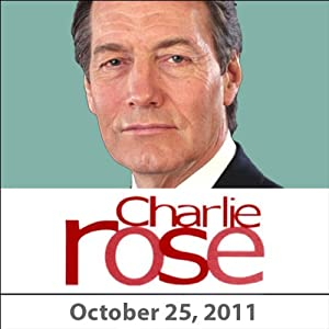 Charlie Rose: Walter Isaacson, October 25, 2011 Radio/TV Program