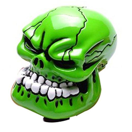 Mavota Green Skull Manual Automatic Gear Shift Knobs Green Shift
