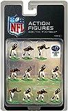 Los Angeles Rams Dark Uniform NFL Action Figure Set