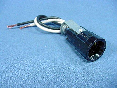Leviton Candelabra Base Lamp Holder Light Socket Keyless 75W