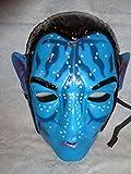 Avatar PVC Mask Kid Size Rubies Halloween Dress Up Jake Sully