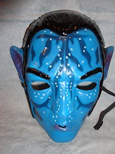 Avatar PVC Mask Kid Size Rubies Halloween Dress Up Jake Sully -