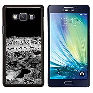 Stuss Case / Funda Carcasa protectora - Luna Lunar Surface - Samsung Galaxy A7 A7000