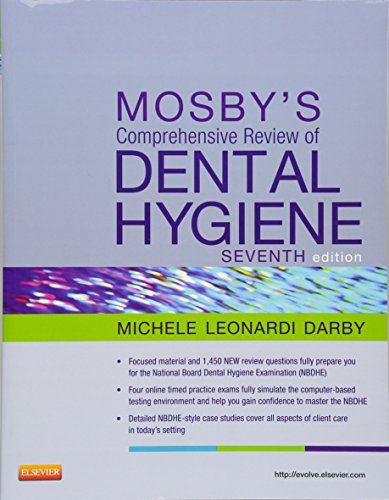 Mosby's Comprehensive Review of Dental Hygiene, 7e by Brand: Mosby