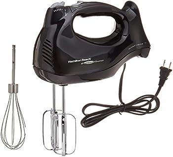 Hamilton Beach 6-Speed Hand Mixer (Black)
